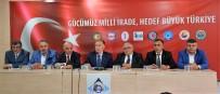 ESNAF VE SANATKARLAR ODALARı BIRLIĞI - Erzurum'da STK'lardan Ortak Açıklama Açıklaması'15 Temmuz'u Unutmayacağız, Unutturmayacağız'