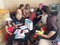 SAĞLIĞI MERKEZİ - Evde Bakım Hizmetinde Çocuklar Süleymanpaşa'nın Güvencesinde