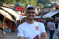 EYÜP SULTAN - Eyüplü Gençler, Saraybosna'da '15 Temmuz' Ve 'Srebrenitsa' İçin Yürüdü