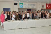 SERGİ AÇILIŞI - Foça El Emeği Takı Grubu 8. Sergisini Açtı