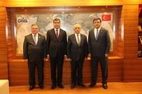 İHRACATÇILAR - GAİB Başkanlar Kurulundan Ortak 15 Temmuz Açıklaması