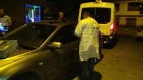 CANLI BOMBA - Gaziantep'te Canlı Boma Yakalandı
