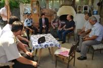 MEHMED ALI SARAOĞLU - Gediz Protokolü 15 Temmuz Gazisinin Ailesini Ziyaret Etti
