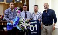 İMAM GAZALİ - Gökoğlu Açıklaması 'Şampiyonluğu Bu Sezon Kucaklayacağız'