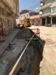 ADAKÖY - Gürsu'da Yeni Mahalleler Doğalgaza Kavuşuyor