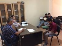YENIDOĞAN - Hisarcık'ta Kur'an-I Kerim'i Güzel Okuma Yarışması