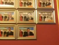 İSTANBUL VALİSİ - Hüseyin Avni Mutlu'nun resmi kaldırıldı