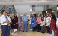 NACI KALKANCı - İhlas Haber Ajansı Fotoğrafları Gençlik Merkezinde Sergilendi