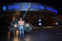 ŞEHİR TİYATROSU - İhlas Haber Ajansı Objektiflerinden '15 Temmuz'
