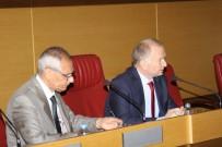 ALT YAPI ÇALIŞMASI - İl Koordinasyon Toplantısı Gerçekleştirildi