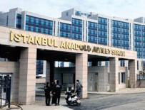 BOMBA PANİĞİ - İstanbul Anadolu Adalet Sarayı'da bomba paniği
