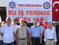 BILAL DOĞAN - İZDENİZ'deki grev İzmir trafiğini kilitledi