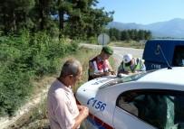 EMNIYET KEMERI - Kargı'da Jandarma Ve Polis Ekiplerinden Ortak Trafik Uygulaması