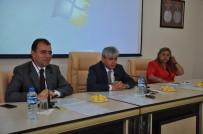 KAFKAS ÜNİVERSİTESİ - Kars'ta 3'Ncü Dönem Koordinasyon Kurulu Toplantısı Yapıldı