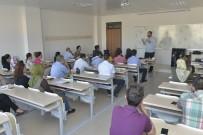 İŞİTME ENGELLİ - KMÜ Personeline İşaret Dili Eğitimi Verildi