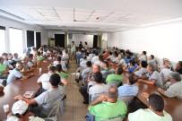 KONYAALTI BELEDİYESİ - Konyaaltı Belediyesi Personeline 'İş Sağlığı Ve Güvenliği' Eğitimi