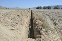 KÜÇÜKKÖY - Korkuteli'nin Üç Mahallesine Su Yatırımı