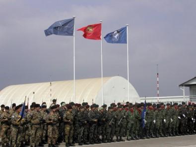 Kosova'ya 500 ABD'li asker geliyor