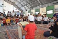 ALI YıLMAZ - Kur'an Kursu Öğrencileri 15 Temmuz Şehitlerini Andı