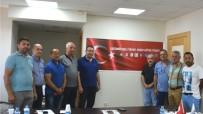 NAMIK KEMAL - Kuşadası'nda Oda-Borsadan Ortak 15 Temmuz  Açıklaması