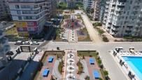 KIRLANGIÇ - Mahmutlar Mahallesi'ne 3 Farklı Konseptli Kırlangıç Parkı