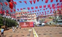 MALTEPE BELEDİYESİ - Maltepe Meydanı 'Demokrasi Nöbetine' Hazır