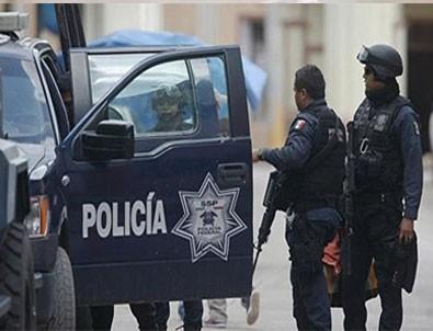 Meksika'da ev partisinde silahlı saldırı: 11 ölü