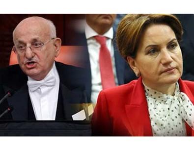 Meclis Başkanı Kahraman'dan Meral Akşener'e sert yanıt