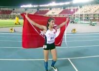 NAIROBI - Mizgin Ay 100 Metre Dünya Şampiyonu Oldu