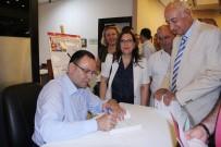 AHMET ÜNAL - MTSO Başkanı Aşut, İkinci Kitabı Okurlarla Buluşturdu