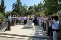 ŞEHİT POLİS - Mudanya'da Şehitlik Ziyareti
