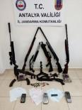 KONAKLı - Organize Suç Örgütlerine Yönelik Operasyon Açıklaması 12 Gözaltı