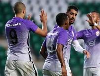 SELÇUK İNAN - Östersunds-Galatasaray