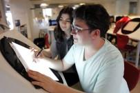 İLETİŞİM FAKÜLTESİ - Proje Ve Fikirler Üniversite Bursu İçin Yarışıyor