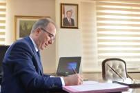 BARTIN ÜNİVERSİTESİ - Rektör Uzun'un 15 Temmuz Mesajı