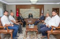 SİYASİ PARTİLER - Saadet Partisinden Vali Zorluoğlu'na Ziyaret