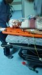 Sakarya'da Motosiklet 9 Yaşındaki Çocuğa Çarptı