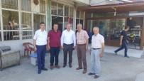TOPLU ULAŞIM - Saruhanlı'da Halk Otobüslerine Depolama Alanı