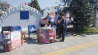 İŞ SAĞLIĞI VE GÜVENLİĞİ - Seferberlik Otobüsü Düzce'de