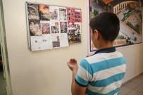 ŞEHITKAMIL BELEDIYESI - Şehitkamilli Öğrencilerden 15 Temmuz Beraberliği