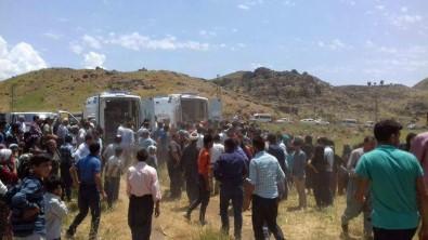 Şemdinli'de patlama: 4 sivil yaralı