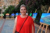 EDEBIYAT - Sınıf Öğretmeninden Azerbaycan'da 'Türkiye'm' Konulu Fotoğraf Sergisi