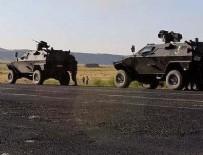 CUDI DAĞı - Şırnak'ta 5 bölge 'Geçici Özel Güvenlik Bölgesi' oldu