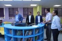KÜTÜPHANE - Siverek'te 'Z' Kütüphaneleri Kuruluyor