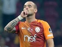 WESLEY SNEIJDER - Sneijder'den sürpriz teklif