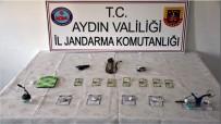 YENIDOĞAN - Söke'de Jandarmadan Uyuşturucu Tacirlerne Darbe; 4 Tutuklama