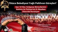 KALICI KONUTLAR - Son 10 Yılın Şampiyonları Güreşecek
