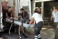 AZEZ - Suriye Yine Kana Bulandı Açıklaması 4 Ölü, 7 Yaralı
