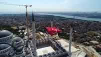 ÇAMLıCA - Tam 1453 Metrekare Açıklaması Havadan Böyle Görüntülendi
