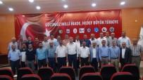 TÜRKIYE İŞVEREN SENDIKALARı KONFEDERASYONU - Teke Açıklaması '15 Temmuz'da Türkiye, En Zor Demokrasi Sınavını Başarıyla Verdi'